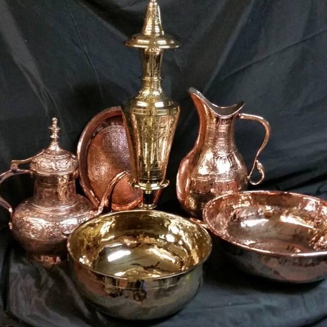 Metal Polishing Near Me >> Brass Copper Polishing Shop Frederick Md Lighting Lamp