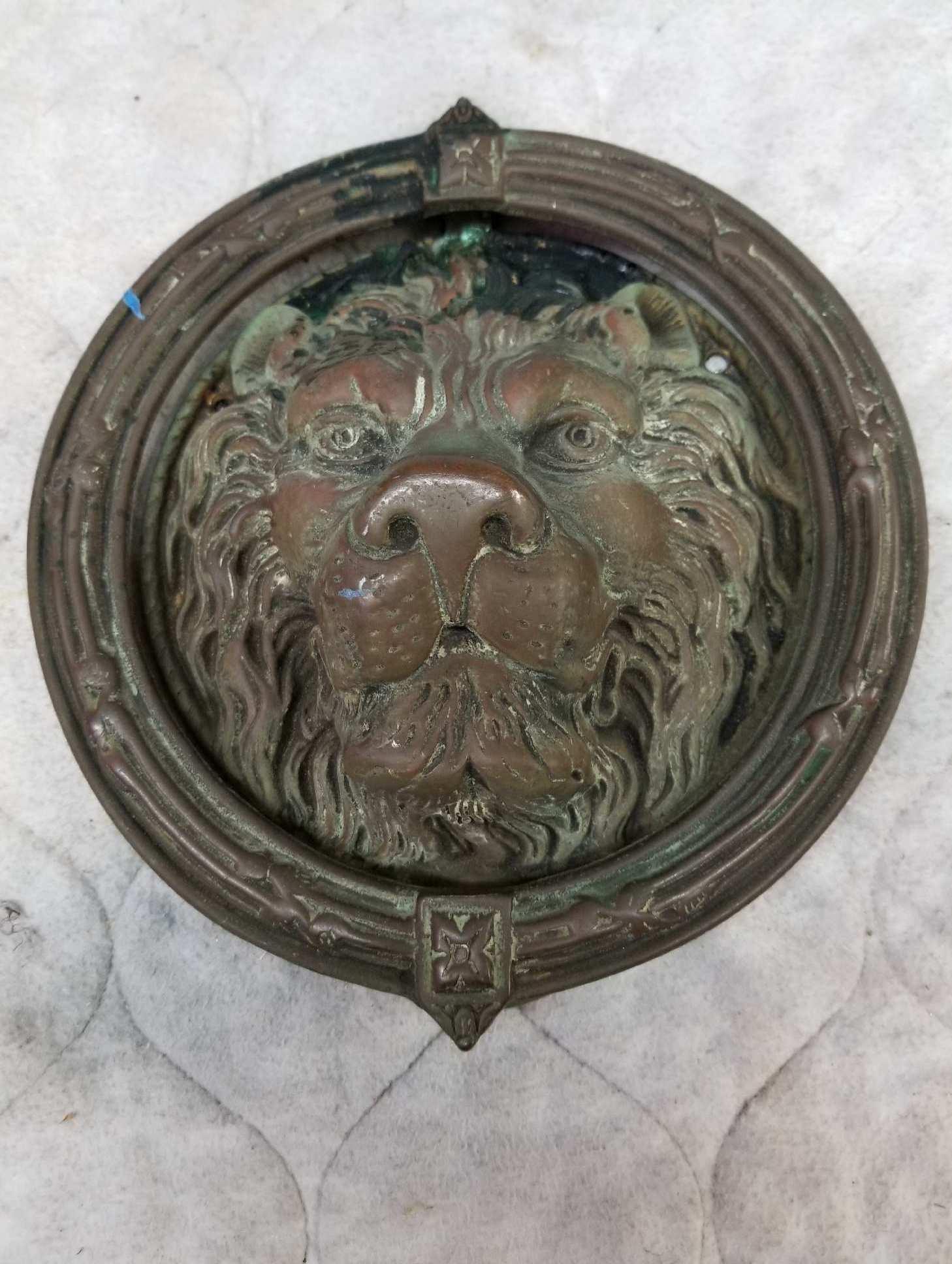 Before-Antique Restoration